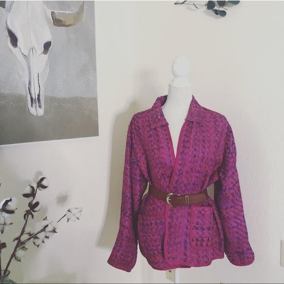2ed88d4f66e Vintage Parsley & Sage light twill jacket. M_5b341ac012cd4a945f36d64d